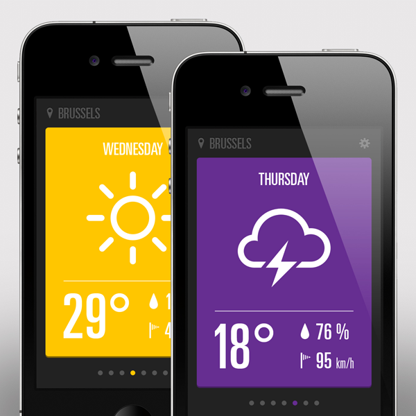 10 Best Weather Apps for iPhone You Should Try - Mobile - Learn in