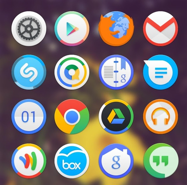 10 Free Icon Packs to Customize Your Android - Mobile - Learn in 30