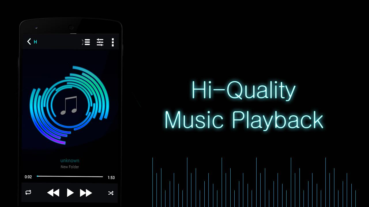 Top 5 Music Players in Android with CoverFlow (iPhone Style