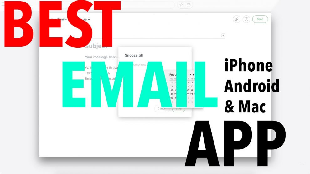 best email app