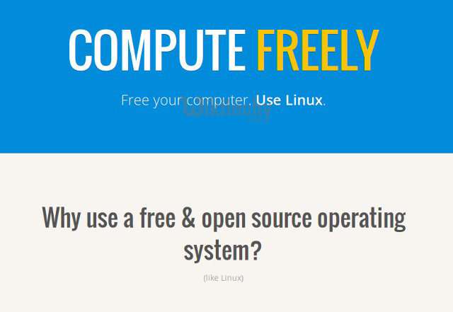 Compute Freely
