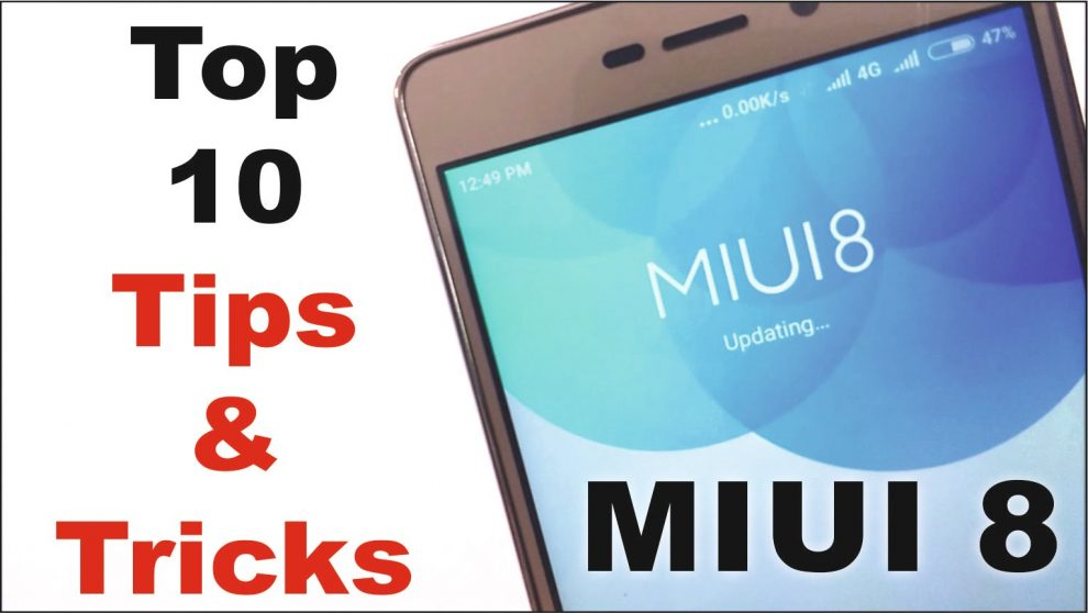 10 Cool MIUI 8 Tips, Tricks and Hidden Features - Mobile - Learn in