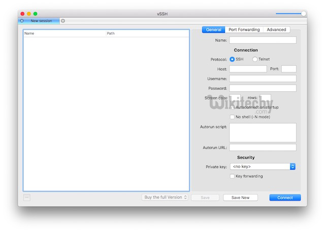 PuTTY for Mac: download free alternatives