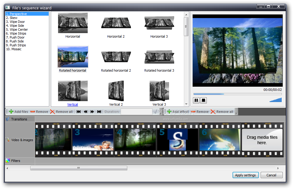 free easy to use video editor