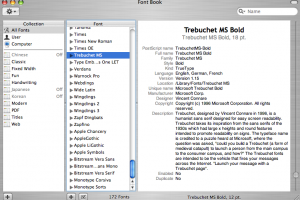 How To Use Font Book to Install and Delete Fonts on Mac