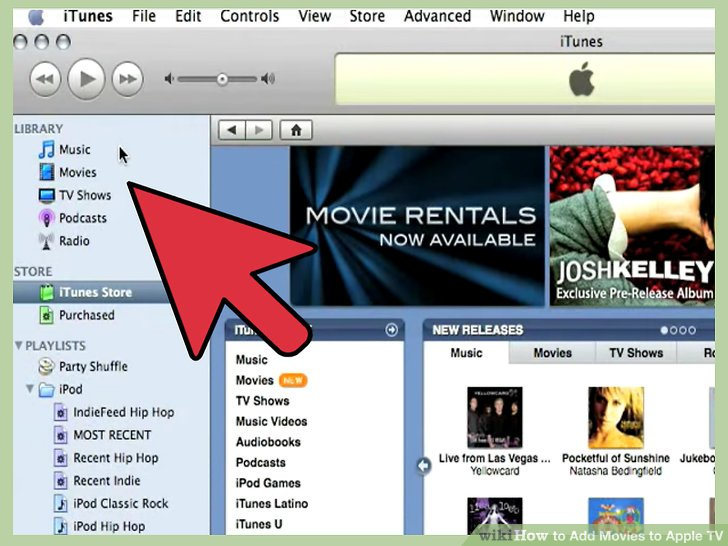Downloading itunes movies over cellular