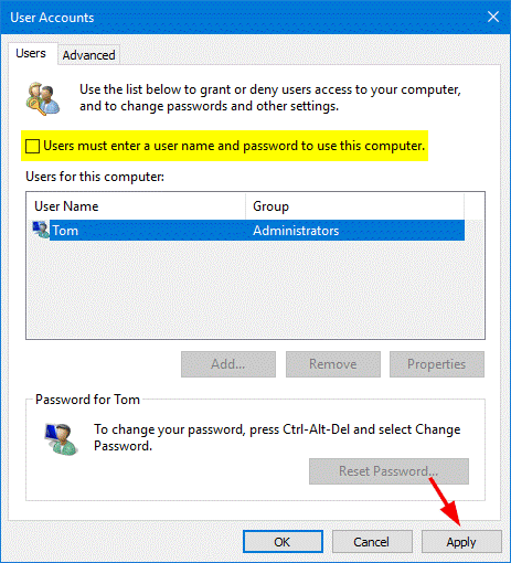 How to Remove Password from Windows 10 / 8 / 7? - Learn in
