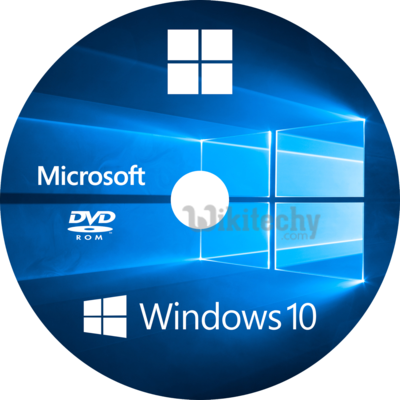 Create iso for windows