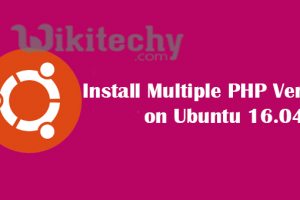 different-php-version-on-ubuntu