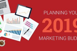budget for marketing in 2019