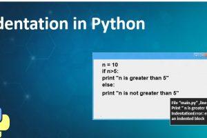 taberror python