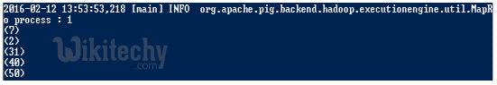 Time Difference in Apache Pig