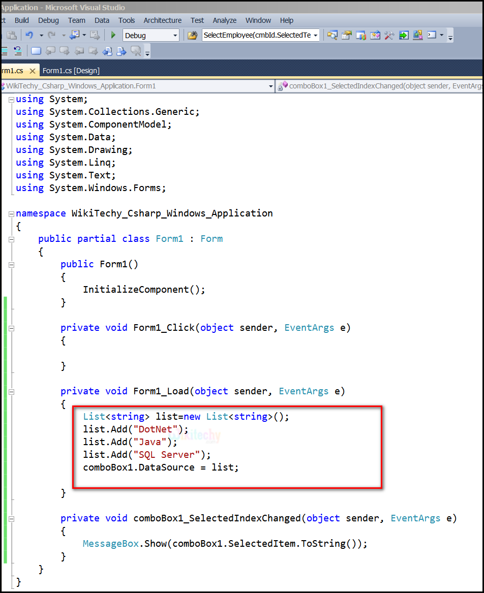 c-sharp-dynamic C# Sample Code - C# Examples