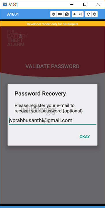 mobile hacking password recovery