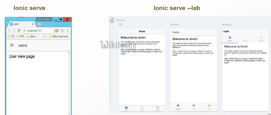 Ionic - Ionic Tutorial - Ionic forums - By Microsoft Award