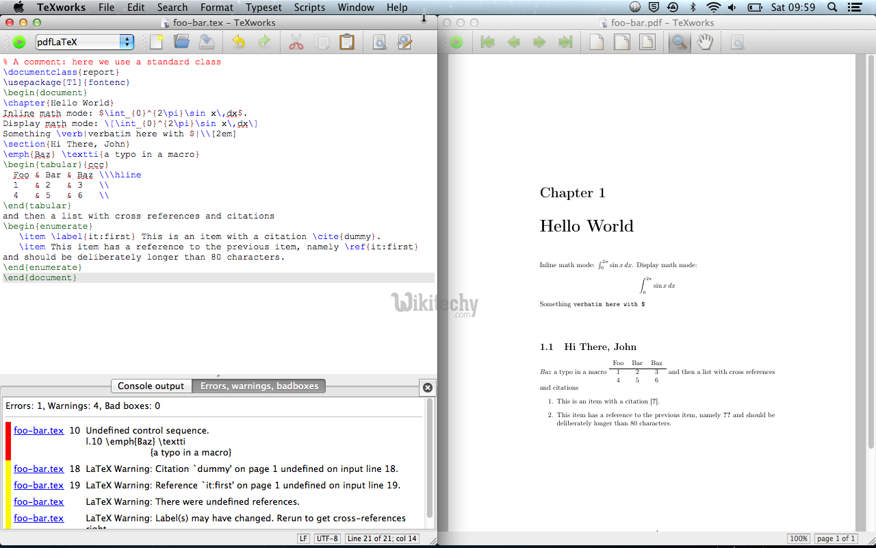 LaTeX Editors/IDEs - By Microsoft Awarded MVP - Learn in