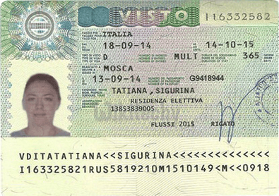 Italy Visa Application Guide and Requirement